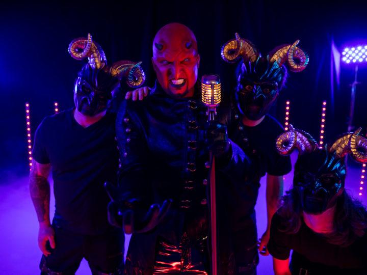 Psychosexual, video di 'Torch The Faith' per la nuova band di Jeremy Spencer