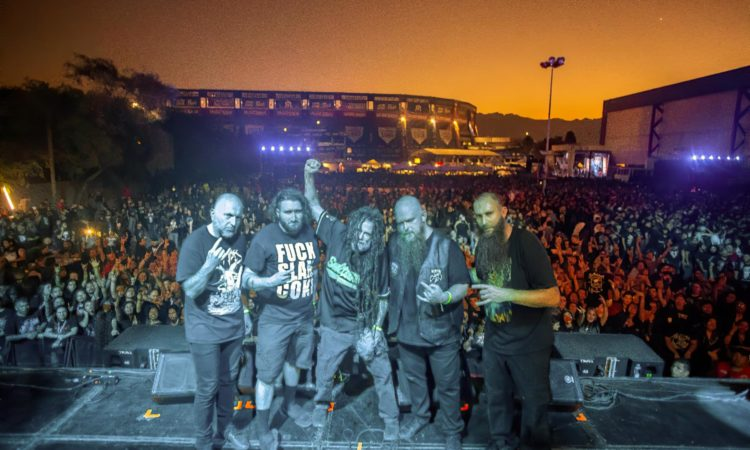 Six Feet Under, a ottobre il nuovo 'Nightmares Of The Decomposed'