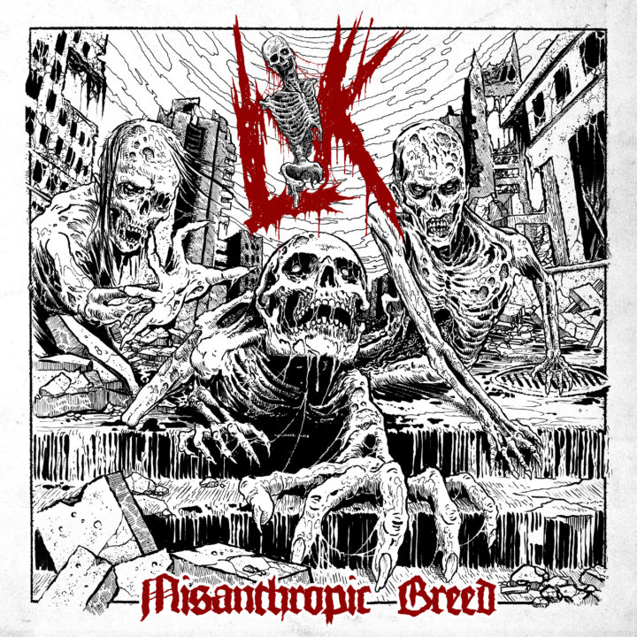 Lik – Misanthropic Breed