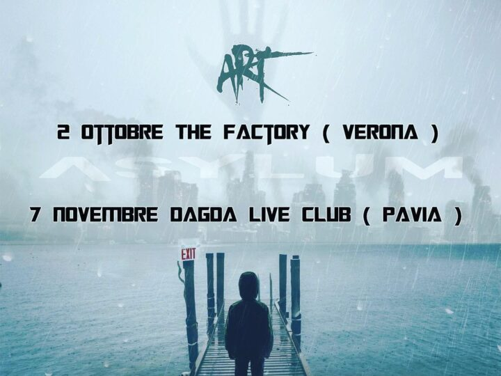 ART, si torna on stage.