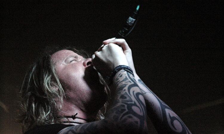 Fear Factory, il cantante Burton C. Bell lascia la band