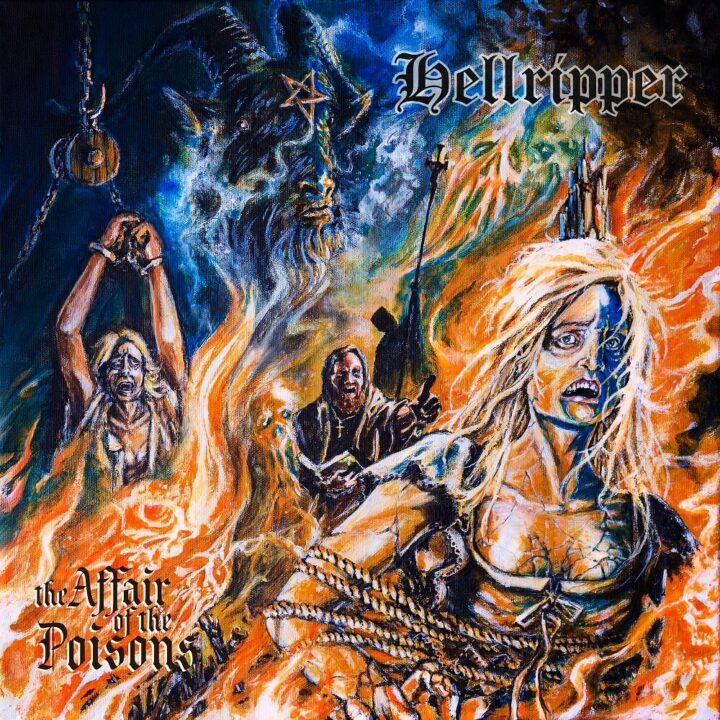 Hellripper – The Affair Of The Poisons