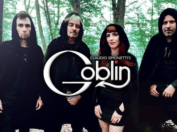Goblin di Claudio Simonetti @Slaughter Club – Paderno Dugnano (Mi), 30 ottobre 2020