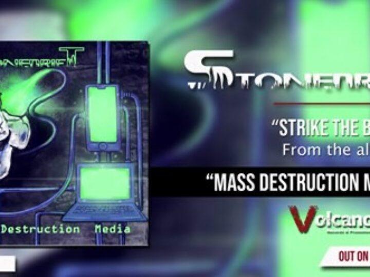 Stonedrift: disponibile il nuovo brano