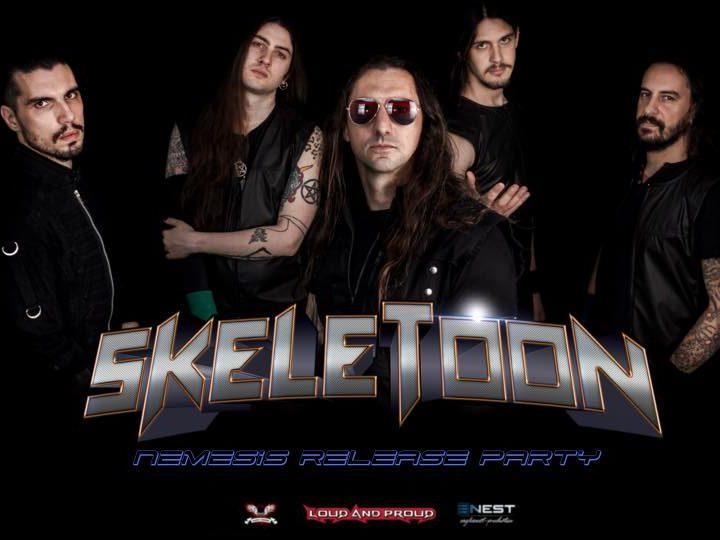 SkeleToon @Legend Club – Milano, 03 ottobre 2020