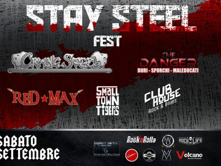 Crying Steel + Guest – Stay Steel Fest @Skulls Club – Serravalle (San Marino), 26 settembre 2020