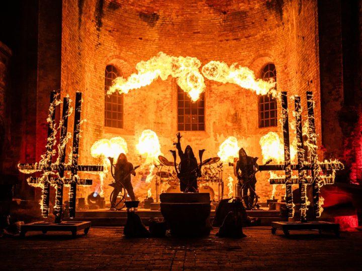 Behemoth – In Absentia Dei @Polonia, 5 settembre 2020