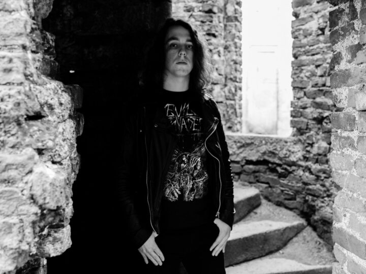Hellripper, on line la titletrack del nuovo album 'The Affair Of The Poison'