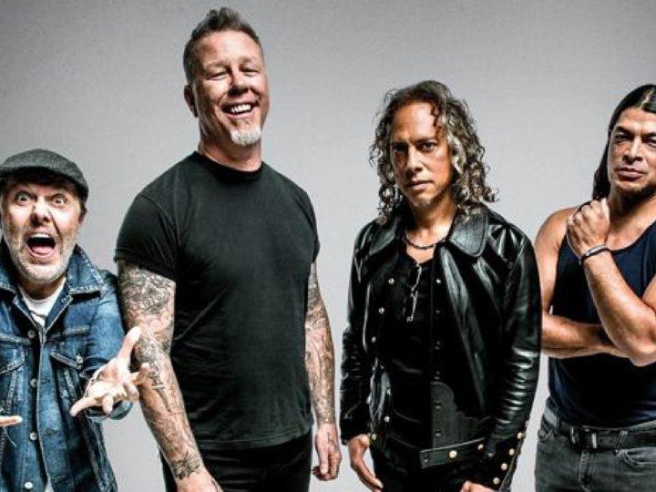 Metallica, guarda il video del pre-show con la San Francisco Symphony