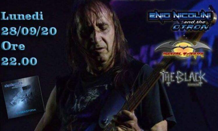 Enio Nicolini, ultima diretta per i fan il 28 settembre