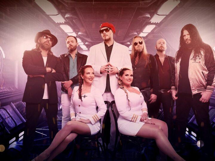The Night Flight Orchestra, il nuovo singolo 'Impossibile'