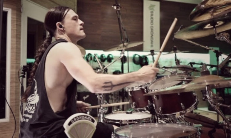 Septicflesh, terminate le registrazioni della batteria per il nuovo album