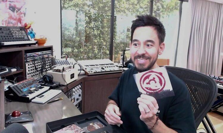 Linkin Park, Shinoda mostra il contenuto dell'edizione speciale di 'Hybrid Theory'