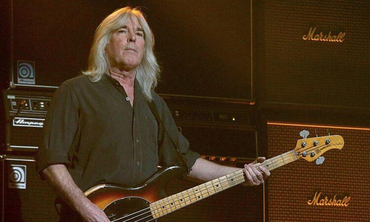 """AC/DC, Cliff Williams: """"Sono nella band, ma niente tour per me"""""""