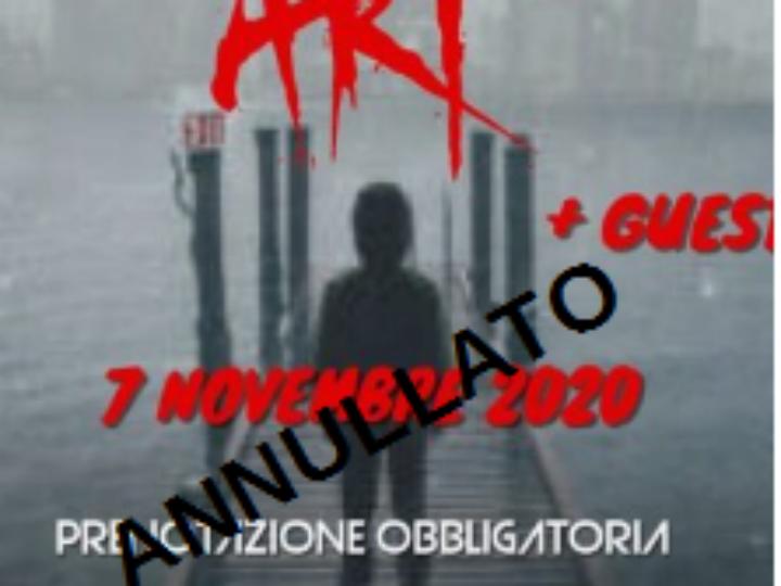 Art @Dagda Live Club – Retorbido (Pv), 07 novembre 2020