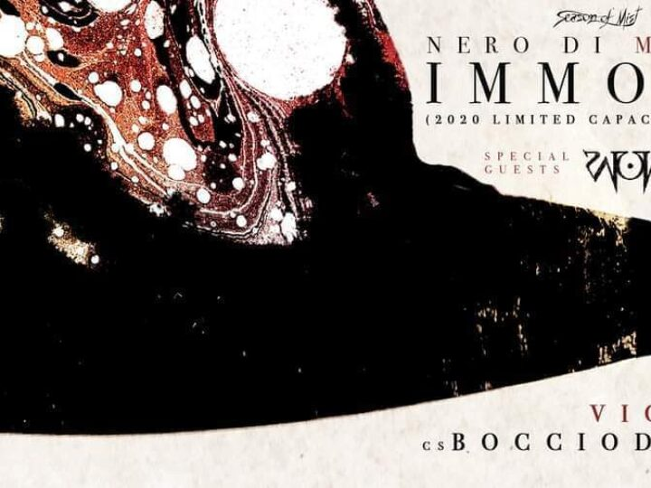 Nero Di Marte @Bocciodromo – Vicenza, 24 ottobre 2020