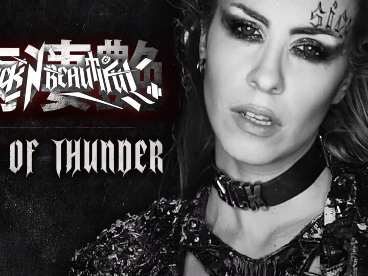 Sick N' Beautiful, Il video del nuovo singolo, cover dei Kiss, 'God Of Thunder'