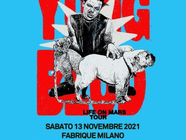 Yungblud @Fabrique – Milano, 13 novembre 2021
