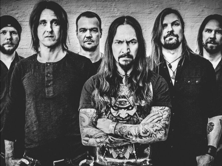 Amorphis, a breve il nuovo singolo 'Brother And Sister'