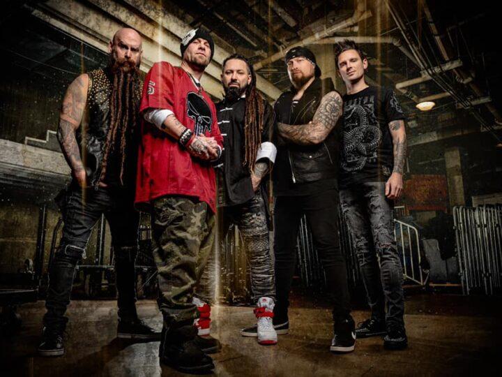 Five Finger Death Punch, Andy James è il nuovo chitarrista