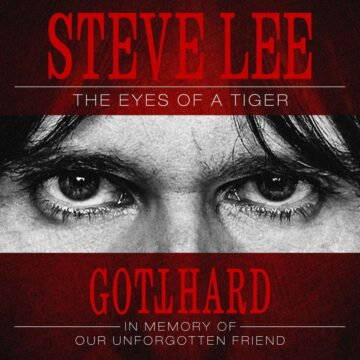 Steve Lee – The Eyes Of A Tiger: In Memory Of Our Unforgotten Friend