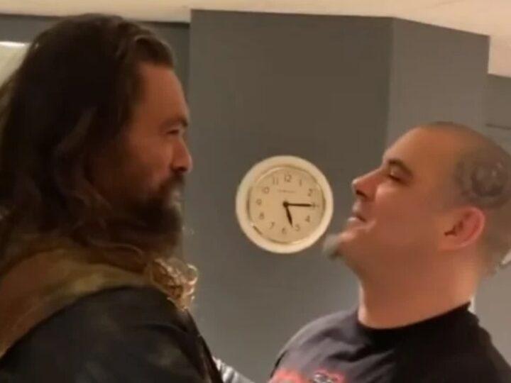 Scour, la voce di Jason Momoa su 'Doom', nuovo singolo del supergruppo di Phil Anselmo