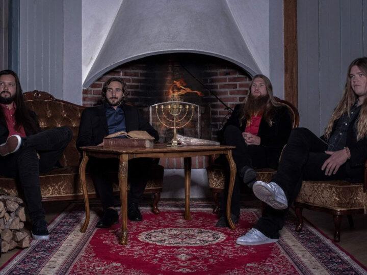 Majestica, pubblicano il nuovo singolo 'Ghost Of Christmas Past'