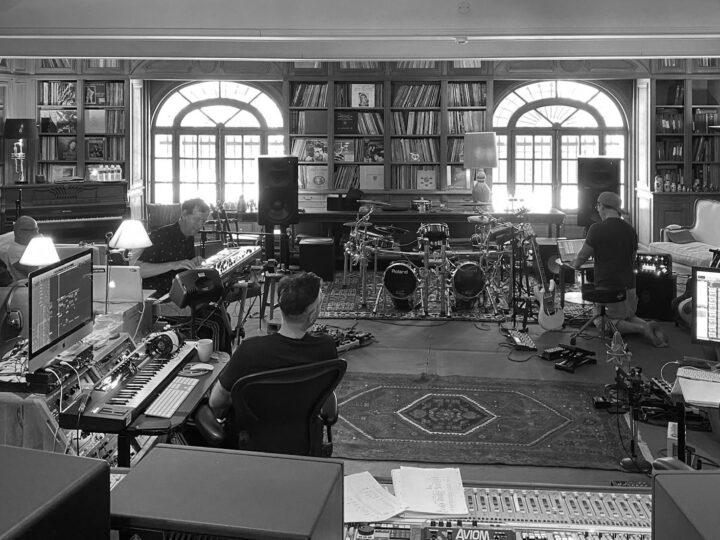 Rammstein, una foto dallo studio