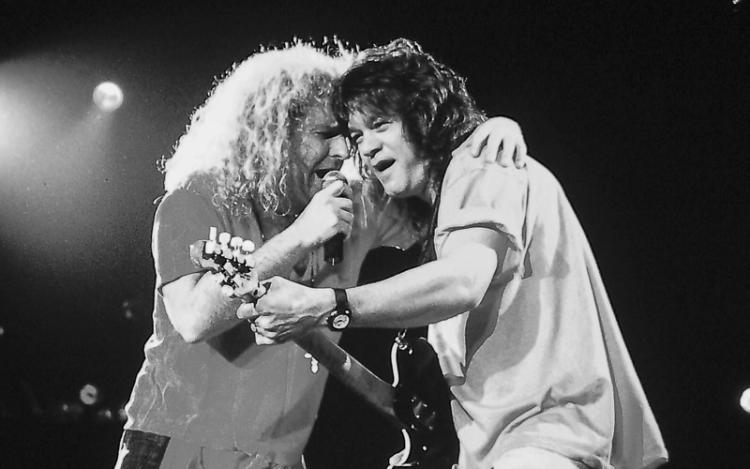 Addio a Eddie van Halen – Light Up The Sky