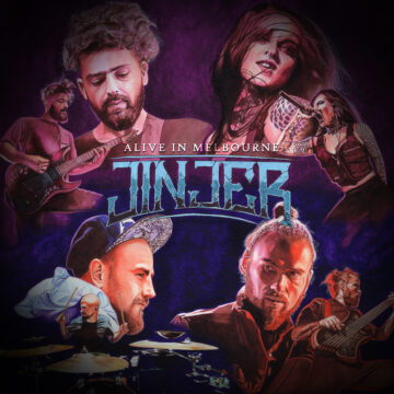 Jinjer – Alive In Melbourne