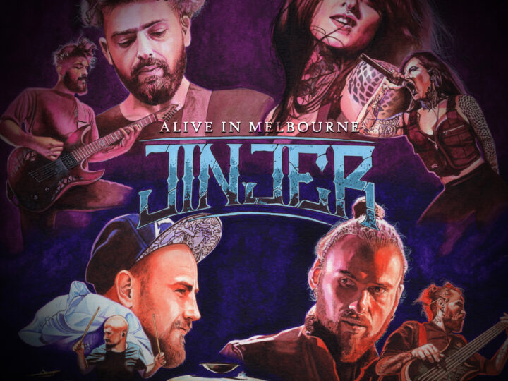 Jinjer – Alive In Melbourne