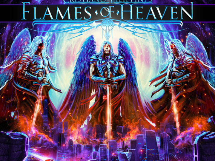 Cristiano Filippini's Flames Of Heaven – The Force Within