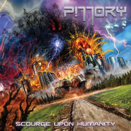 Pillory – Scourge Upon Humanity