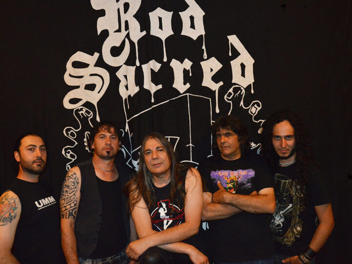 Rod Sacred, on line la ristampa del primo album