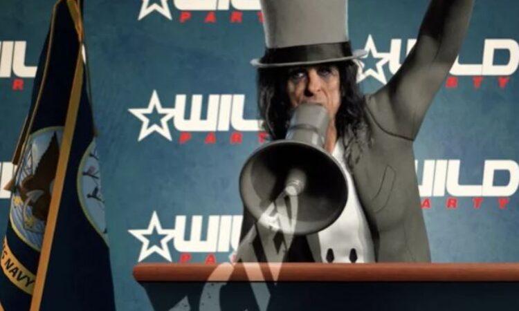 Alice Cooper, il miglior candidato presidenziale USA