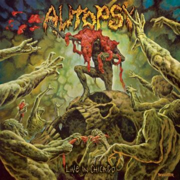 Autopsy – Live In Chicago