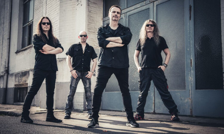 Blind Guardian, il video live di 'Another Holy War'
