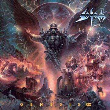 Sodom – Genesis XIX