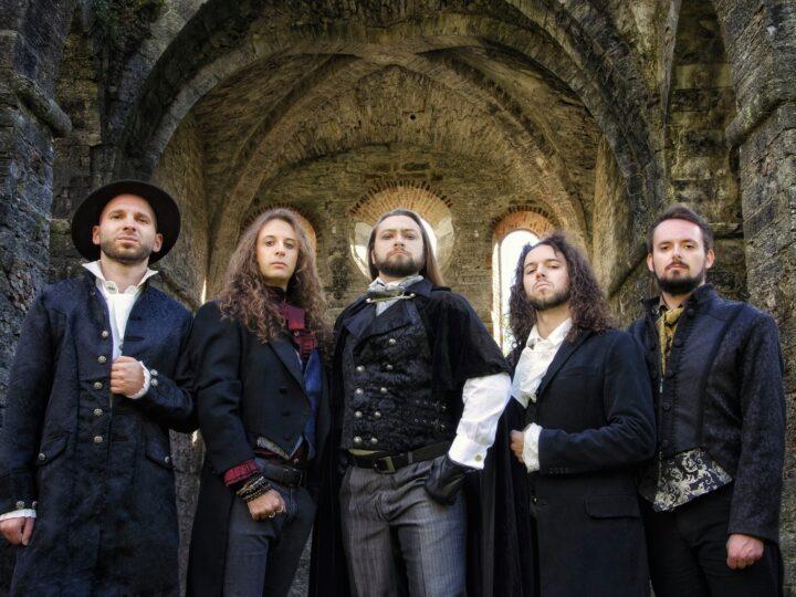 Winterage, lyric video di 'Of Heroes And Wonders'