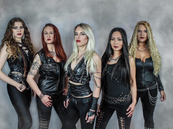 Burning Witches, disponibile l'EP in vinile 'The Circle Of Five'