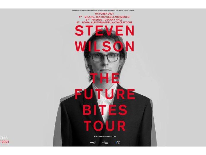 Steven Wilson @Tuscany Hall – Firenze, 05 ottobre 2021 ( ANNULLATO )