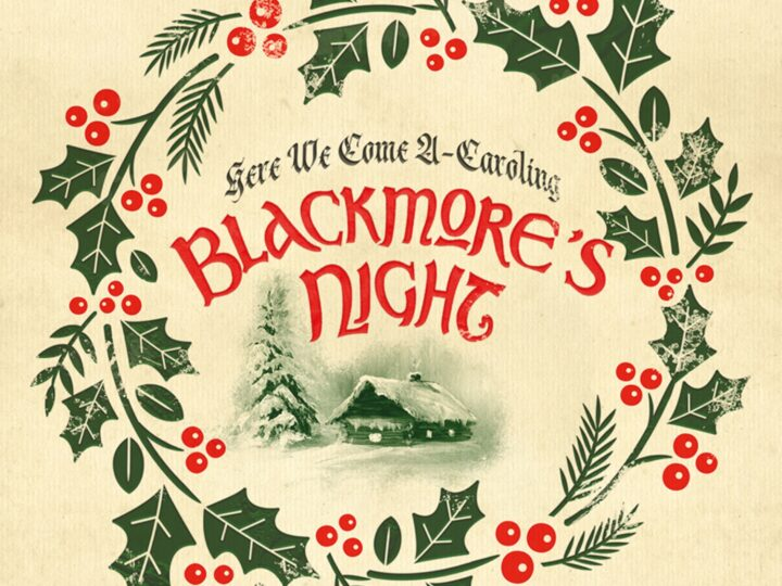 Blackmore's Night – Here We Come A-Caroling