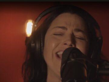 Evanescence @Rock Falcon Studio, 5 dicembre 2020