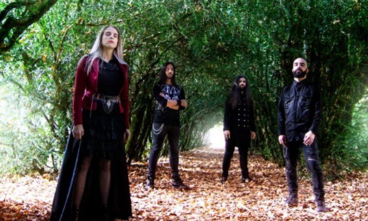 Souls Of Diotima, il lyric video di 'The Black Mask'