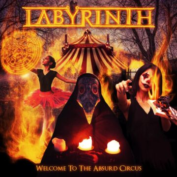 Labyrinth – Welcome To The Absurd Circus