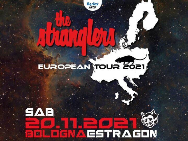 The Stranglers @ Estragon – Bologna, 20 novembre 2021