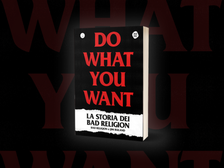 The Library (31) – Bad Religion – Do What You Want
