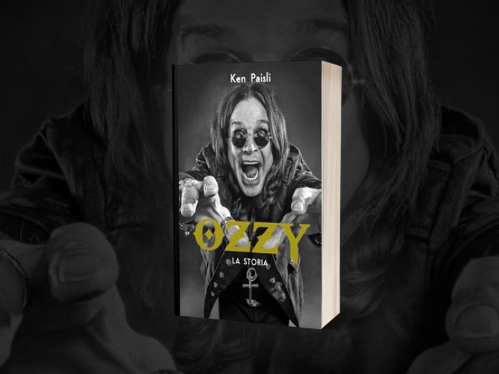 Contest, vinci una copia di 'Ozzy – La storia' di Ken Paisli