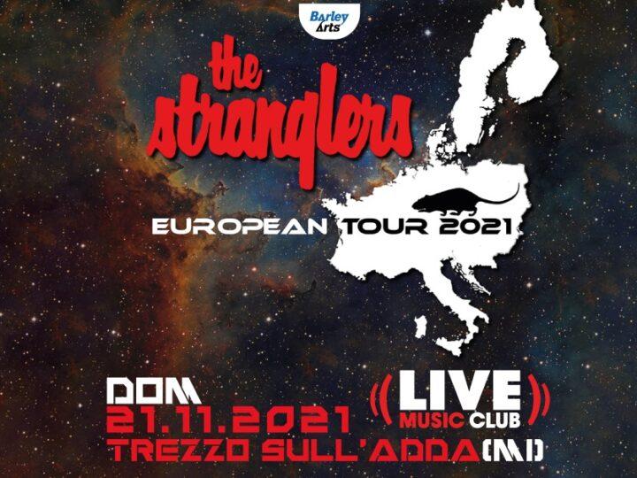 The Stranglers @ Live Club – Trezzo sull'Adda ( Mi) , 21 novembre 2021