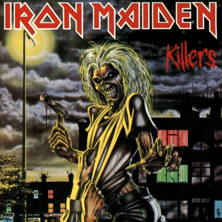His Eyes Burn A Hole In Your Back: 'Killers' e l'ascesa del mito degli Iron Maiden